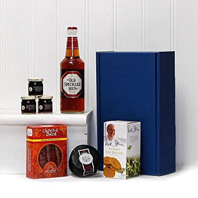 Fine Food Store Ultimate Old Speckled Hen Gents Delights Gift Hamper