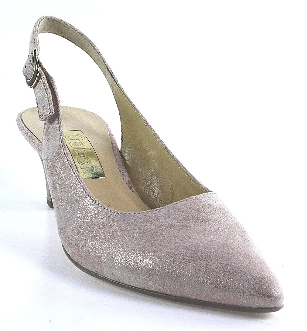 Gabor Damen Pumps 41.550.64 64 Rosa 124904