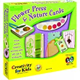 Creativity for Kids - Flower Press and Nature Card