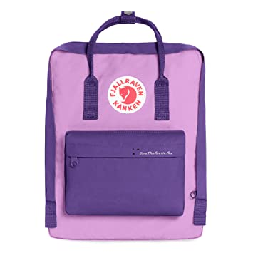 bf42e6489 Amazon.com | Fjallraven - Save the Arctic Fox Kanken Backpack for Everyday,  Purple/Orchid | Casual Daypacks