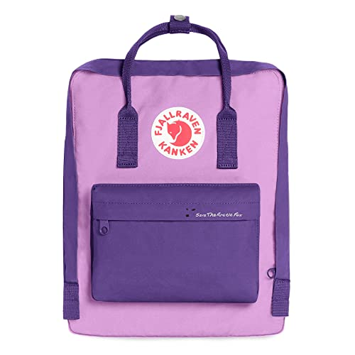 Fjällräven Save the Arctic Fox Kanken Mochila, Unisex adultos, Morado (Purple/Orchid),380x270x160 mm: Amazon.es: Deportes y aire libre