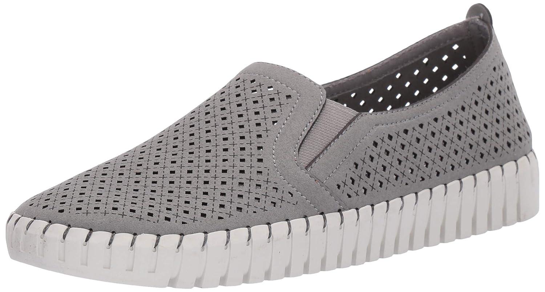 Grey Skechers Womens Sepulveda BLVD - a La Mode Sneaker