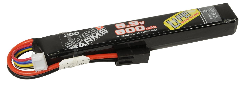 Swiss Arms Accu rechargeable - Batería de airsoft, color blanco