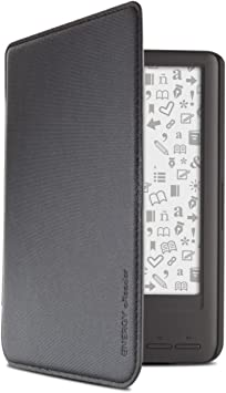 Energy Sistem Case Slim - Funda para Energy Sistem Slim/Screenlight, color negro: Amazon.es: Electrónica
