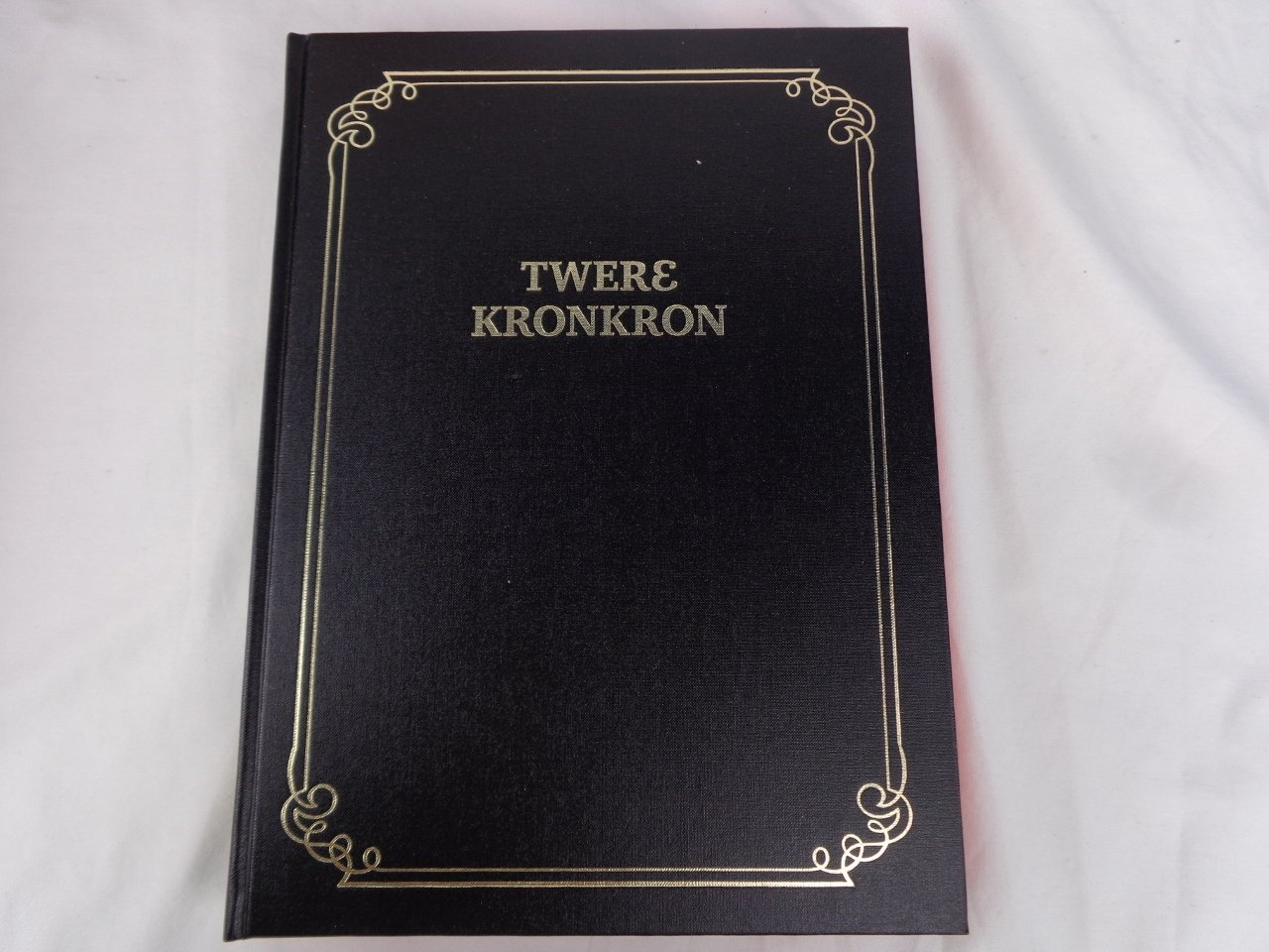 Download Asante Twi Pulpit Bible published as Twere Kronkron - The Words of Christ in Red / Huge Size, Maps, Foot Notes, Illustrations 083P ebook