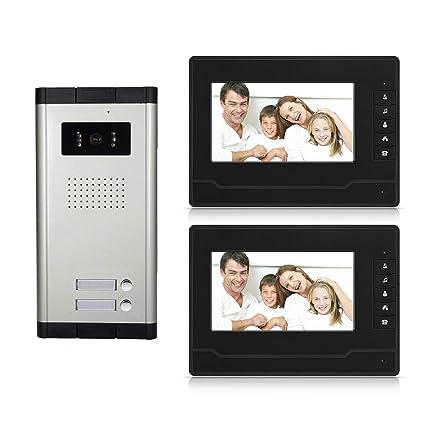 Amazon Video Door Phone Doorbell Woliliwo Video Intercom Entry