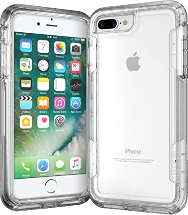 Amazon Com Pelican Voyager Iphone 7 Plus Case Clear