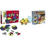 Créative Toys - CT2064/2186 - Jeu Éducatif et Scientifique - Maths Magimixer + Fractions