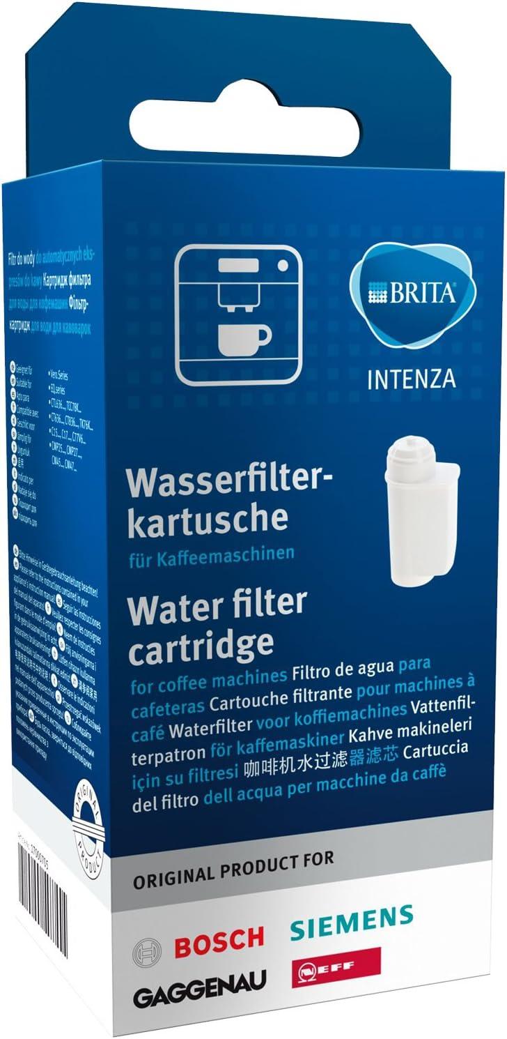 Bosch Siemens 17000705/Brita Intenza Cartouche filtre /à eau Lot de 2
