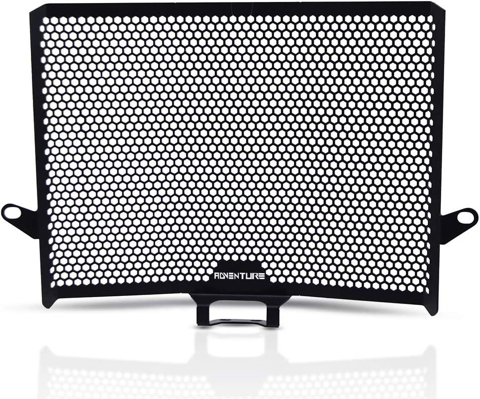 Copertura protettiva del serbatoio dellacqua della griglia del radiatore del motociclo Qiilu adatta per Yamaha MT ‑ 07 FZ ‑ 07 xsr700 2014-2018