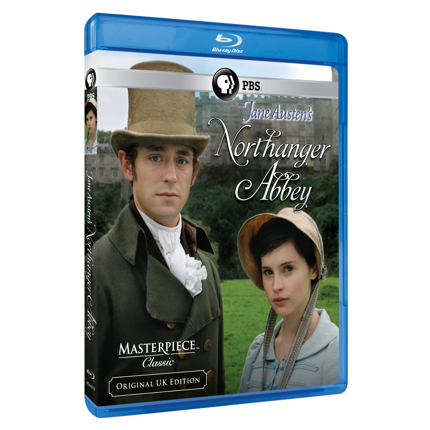 Masterpiece Classic: Northanger Abbey [Blu-ray] by Unknown
