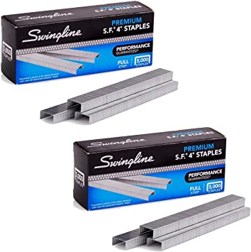 Staples Premium 1//4 Inches Length 210 Strip 5000 Box High Quality 1 Pack Supply