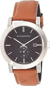Burberry Women's Watch Brown Band - BU10109