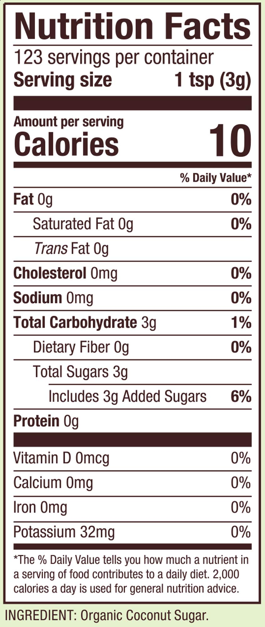 Bob's Red Mill Resealable Organic Coconut Sugar, 13 Oz (6 Pack) by Bob's Red Mill (Image #2)
