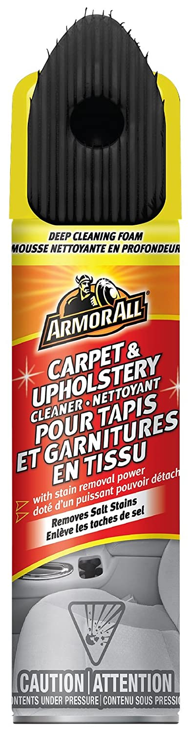 Armor All 17261 Carpet and Upholstery Cleaner, 510g (Aerosol) 17261B