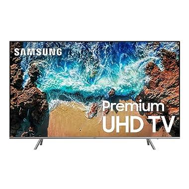 Samsung UN82NU8000FXZA Flat 82  4K UHD 8 Series Smart LED TV (2018)