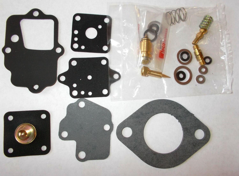 Carb kit riparazione ricostruire guarnizione ugello getto carburatore Napco - 13200-73053 Napco (Japan)