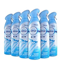 Deals on 6-Pack Febreze Air Freshener and Odor Spray 8.8 Oz