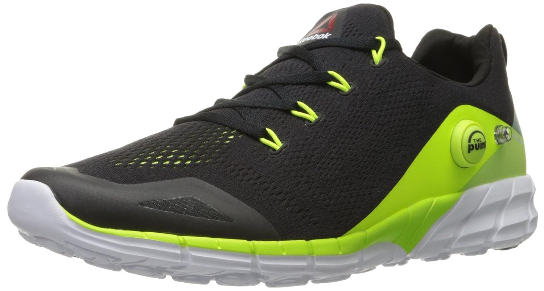 quality design 1a741 9e55c Amazon.com   Reebok Men s Zpump Fusion 2.0 Knit Running Shoe   Road Running