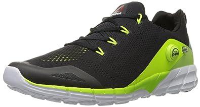 c2e1d9a0614d Reebok Men s Zpump Fusion 2.0 Knit Running Shoe