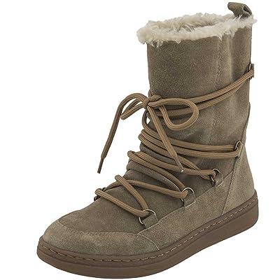 Earth Womens Zodiac Winter Boot | Mid-Calf