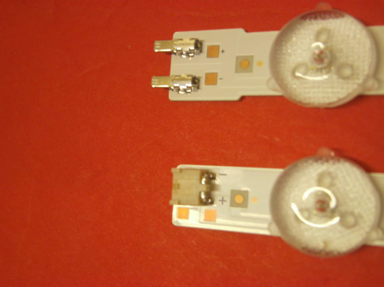 SAMSUNG UN50H5203AF UN50H6203AF UN50J6200AF LM41-00001Z LM41-00001Q BACK LED LIGHTS
