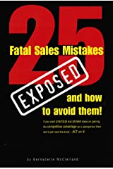 25 Fatal Sales Mistakes Exposed Paperback