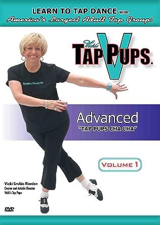 Tap dance instruction dvd   yan tan tethera.