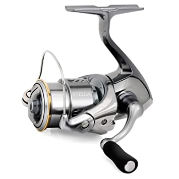 SHIMANO Stella FJ Front Drag, Freshwater Spinning Fishing Reel