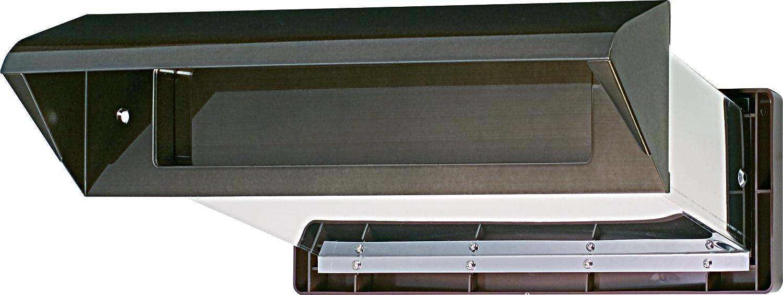 水上金属 ステンレスシュート内フタ付気密型No.30真壁用 アンバー (001-5721) 1台 B00E41OK16 15675