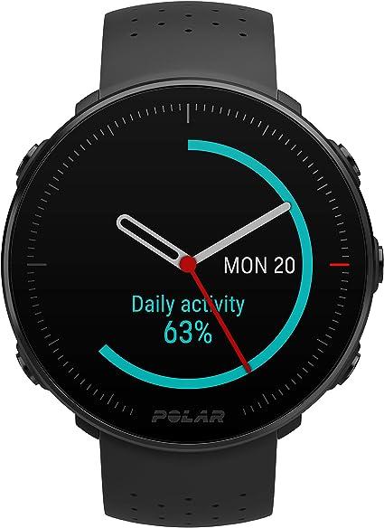 POLAR VANTAGE M - Reloj deportivo avanzado para correr y ...
