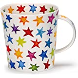 Dunoon Cairngorm Mug in 'Starburst' Design by Bessey