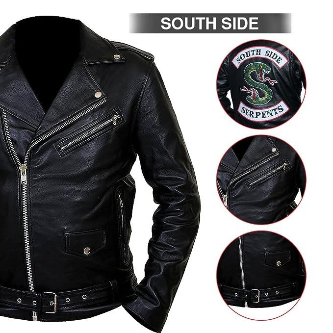 Best Jackets - Chaqueta - para Hombre Negro Negro (XXX-Large: Amazon.es: Ropa y accesorios