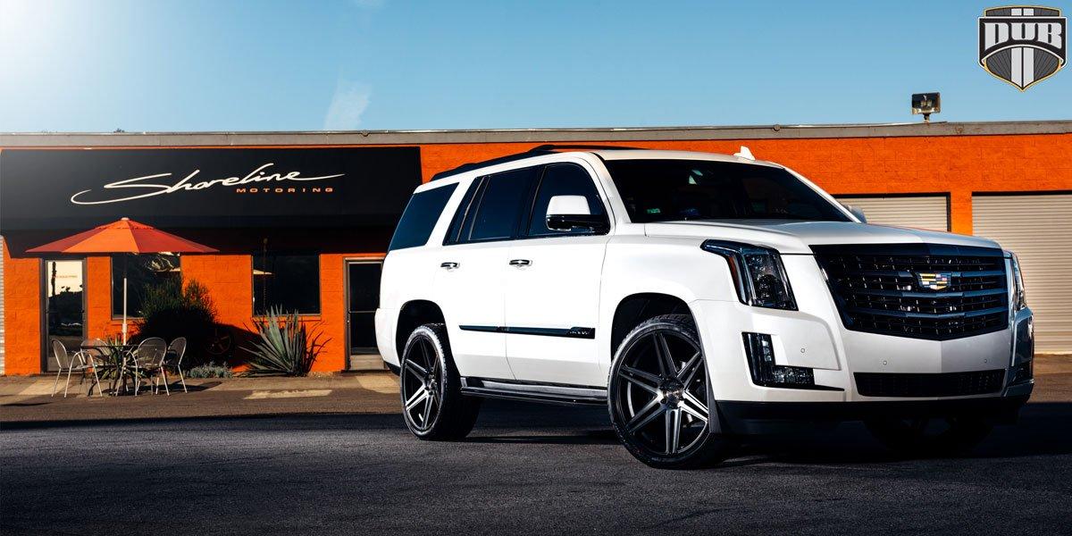 28 Inch DUB Baller Chrome Wheels /& Tire Package Fits Chevy Ford GMC Cadillac Dodge Ram Toyota Lincoln Nissan Trucks Set of 4 295//25R28 Tires Includes Free Wheel Club LA T-Shirt