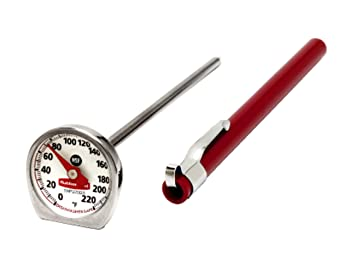Rubbermaid Commercial Products Food/Meat Instant Read Thermometer
