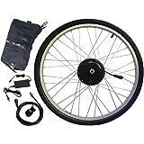 Electric Bike Kit - Clean Republic 350 Watt 36 Volt Hill Topper, Lithium Battery Included