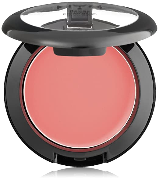 Authentic 1940s Makeup History and Tutorial NYX Cream Blush Glow 0.12-Ounce                               $6.00 AT vintagedancer.com