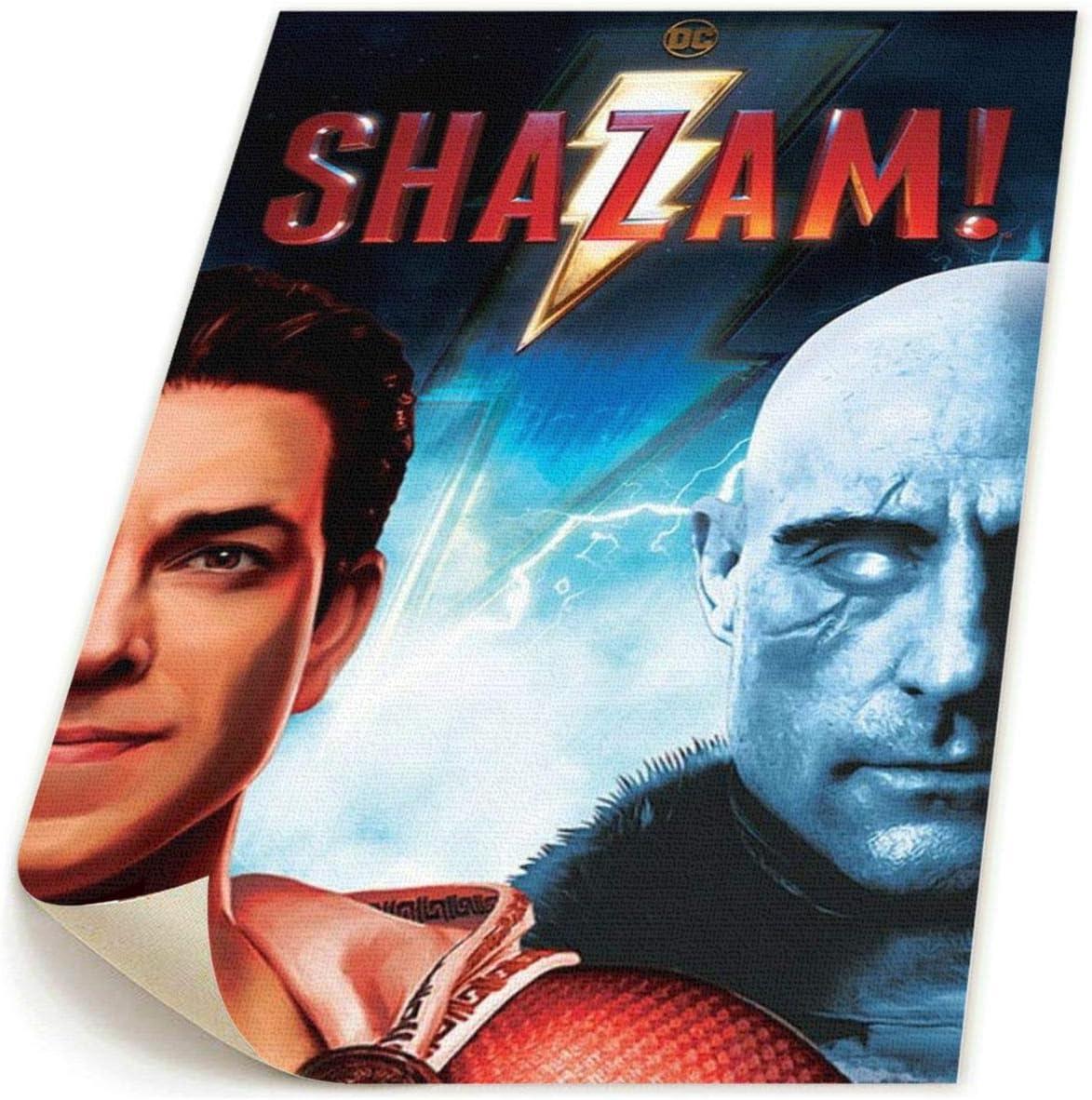 High Quality Prints Shazam Movie Poster 2019 Movie