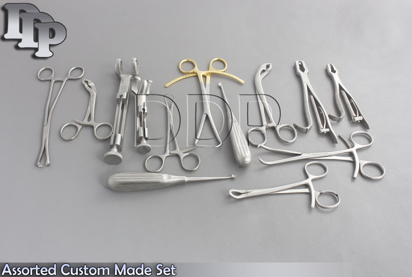 DDP 14 ASSORTED ORTHOPEDIC CUSTOM MADE SET,SR-531
