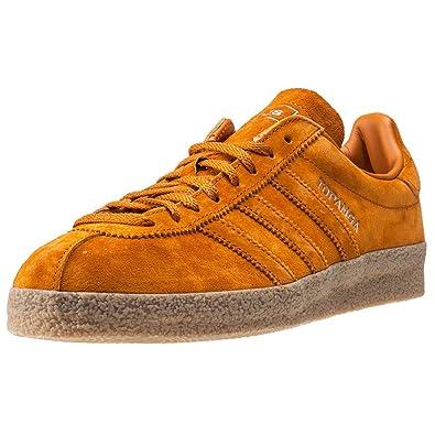 Adidas Topanga Mens Trainers Mustard New Shoes