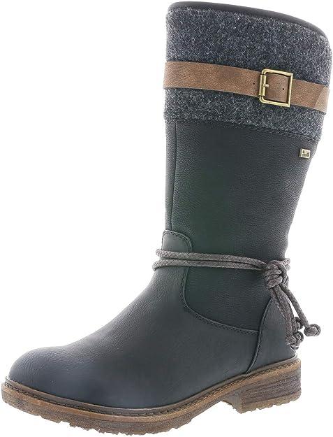 Rieker Damen 94778 Stiefel: : Schuhe & Handtaschen IliXK