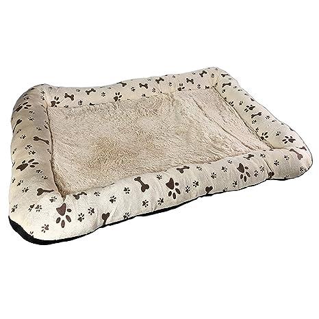 Mojawo Extra kuschliuges cestos de Cama para Perros Perros Perros Cojín Animales Alfombra hundematte 83 x