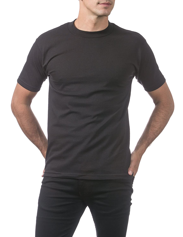 4336d6e0bfb Pro Club Men s Comfort Cotton Short Sleeve T-Shirt