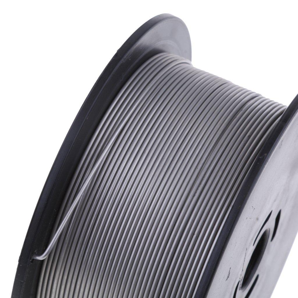 B Blesiya Filo Saldatura Mig Ad Arco Argon Generico Acciaio Inox 0,8mm