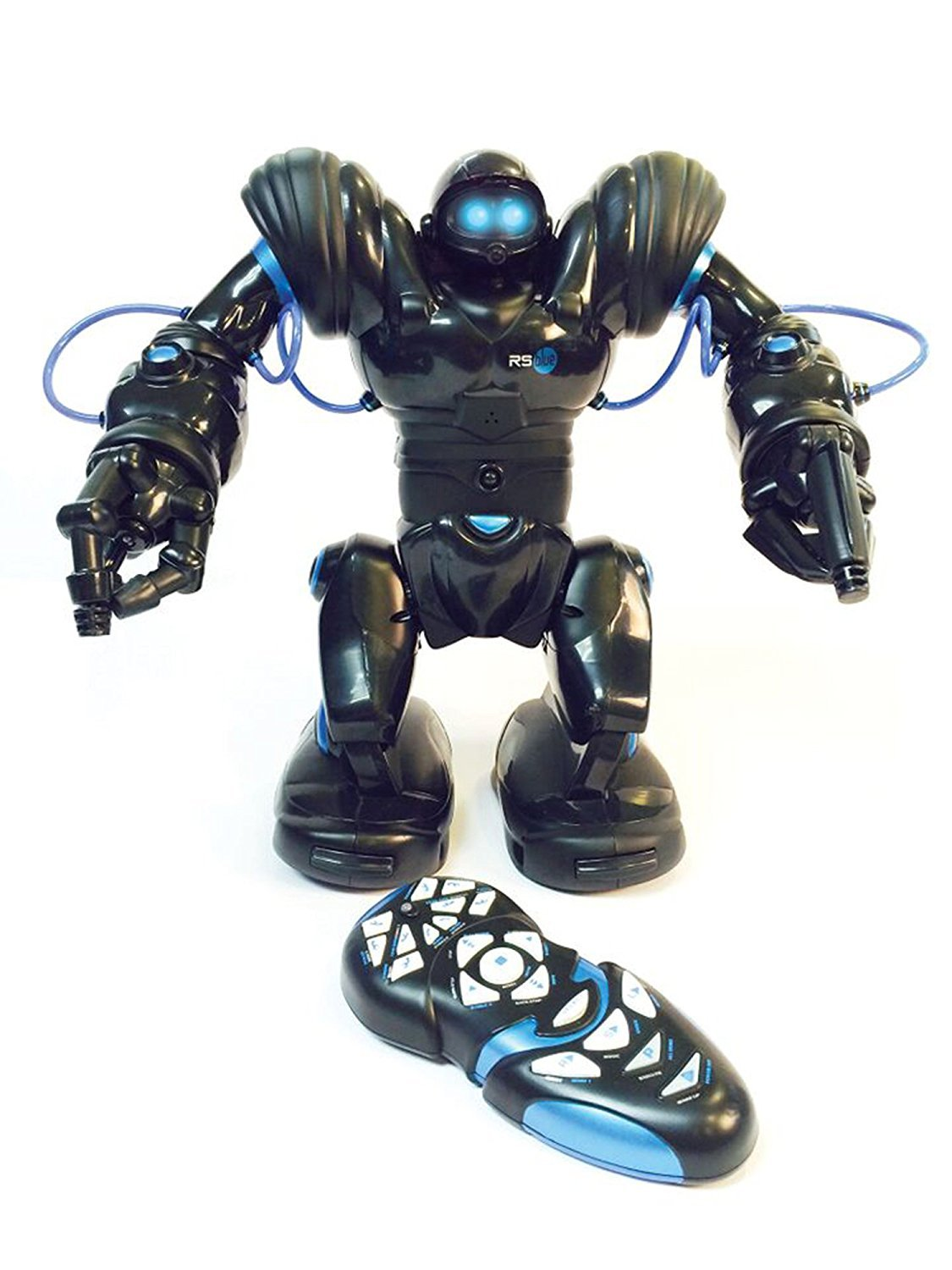 WowWee Robosapien, Blue by WowWee (Image #1)