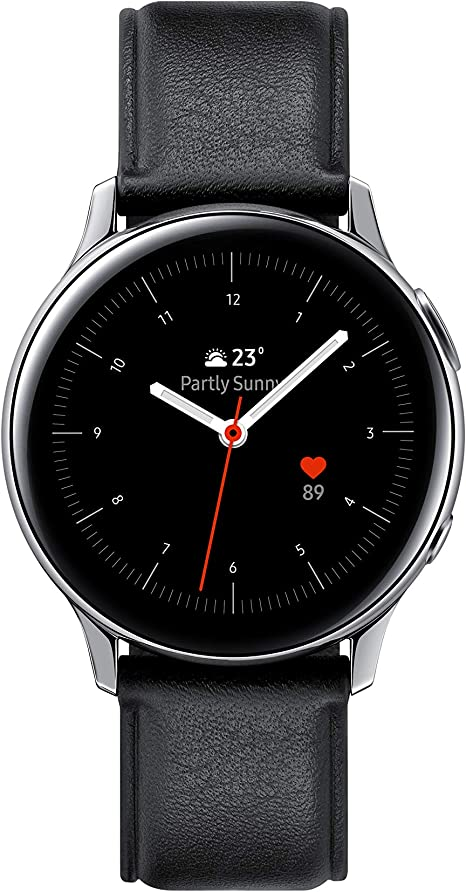 Samsung Galaxy Watch Active2 - Smartwatch, LTE, Plata, 44 mm ...