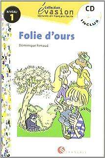 EVASION NIVEAU 1 FOLIE DOURS + CD (Evasion Lectures FranÇais) - 9788429409215