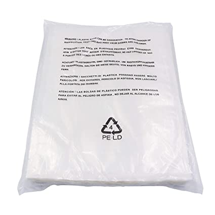 50 Quart Vacuum Sealer Storage Bags 8 x 12