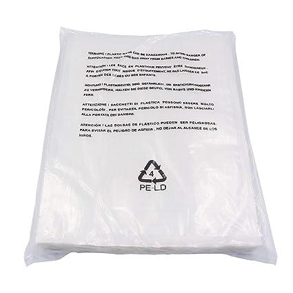50 Quart Vacuum Sealer Storage Bags 8 x 12