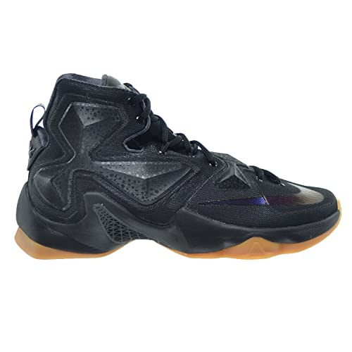 7c6b2de824d92 Nike Men's Lebron XIII Black Basketball Shoe - 10 D(M) US